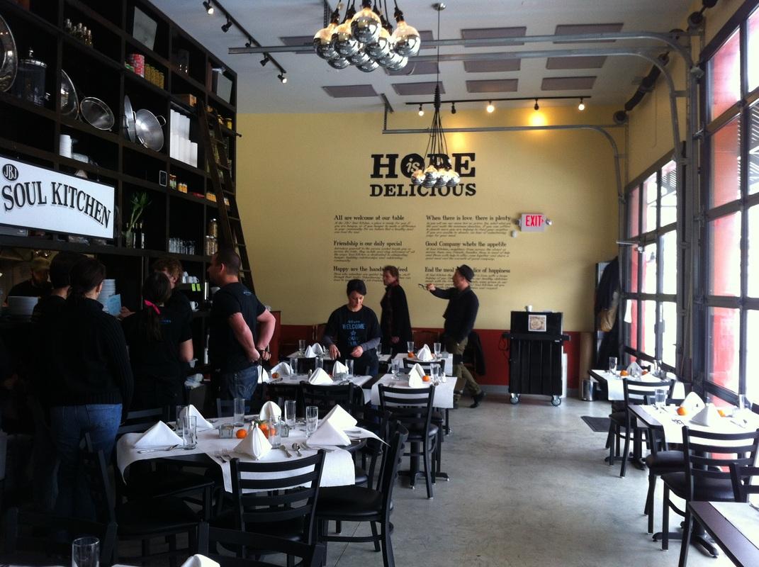 El restaurante de Jon Bon Jovi – Club Bizarro
